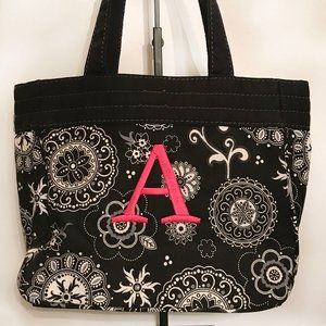 Thirty-One Canvas Shoulder Bag - Like new!